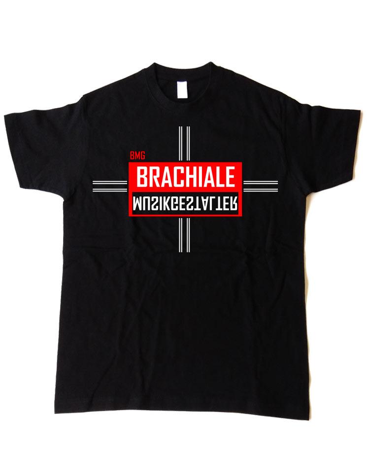 T-Shirt Brachiale Musikgestalter