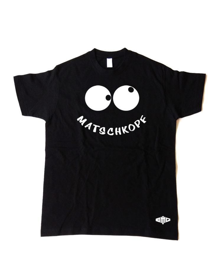 Matschkopf Kindershirt black