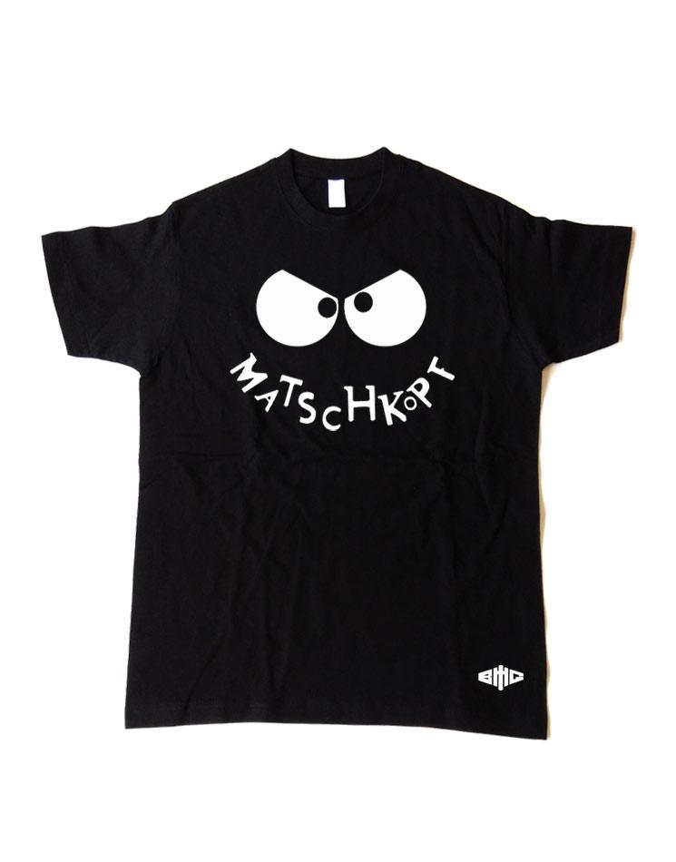 Evil Matschkopf Kindershirt Black