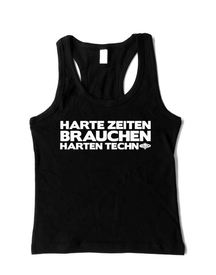 Harte Zeiten Girly-Tanktop