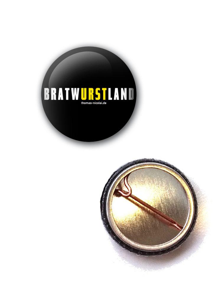 BratwURSTland Button