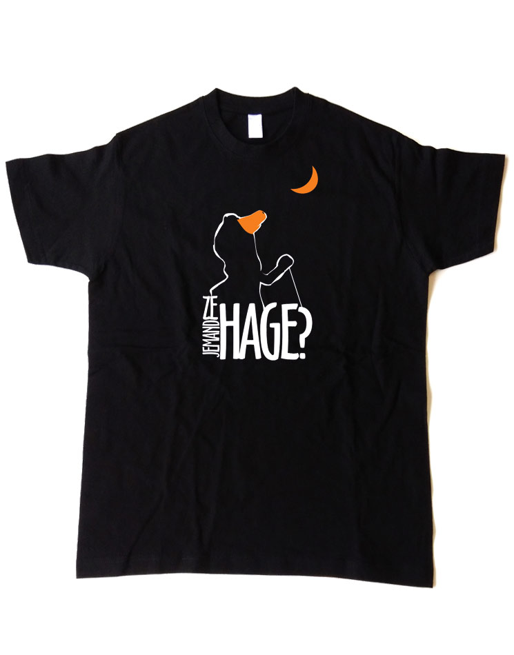Jemand ze Hage T-Shirt