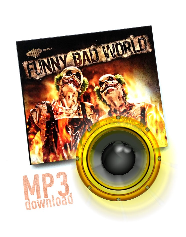 FUNNY BAD WORLD Downloadversion