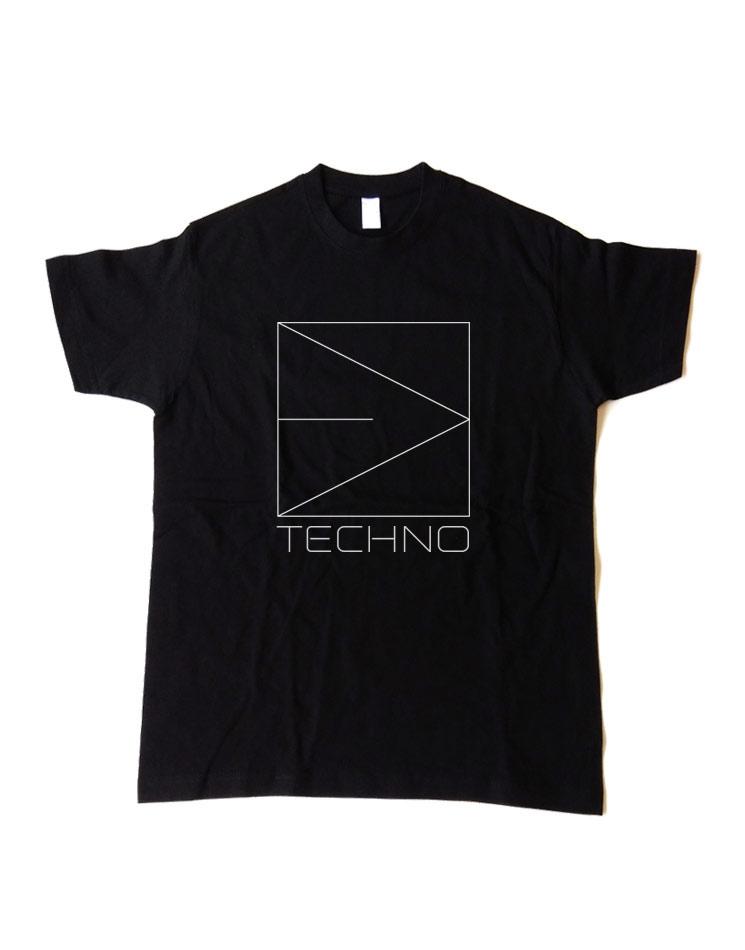 Kindershirt Techno