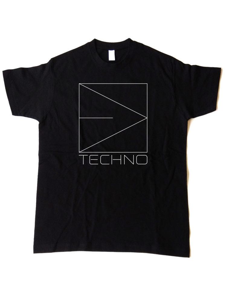 T-Shirt Techno