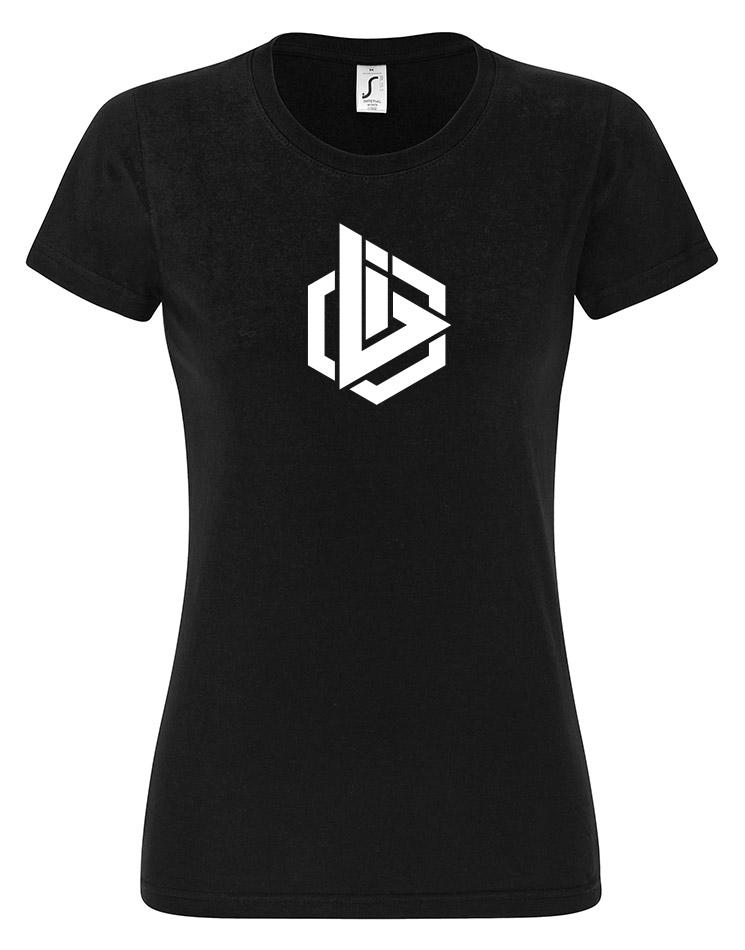 OBI Logo weiß auf schwarz