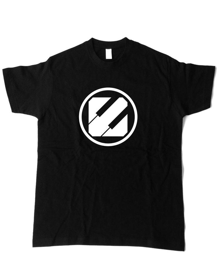 Epyleptika T-Shirt weiß auf schwarz