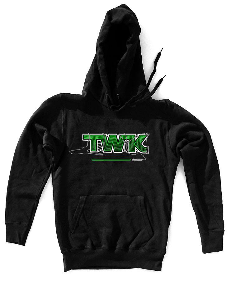 Tobi Wan Kenobi Girly Kappu grün auf schwarz