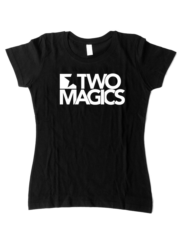 Two Magics Girly T-Shirt