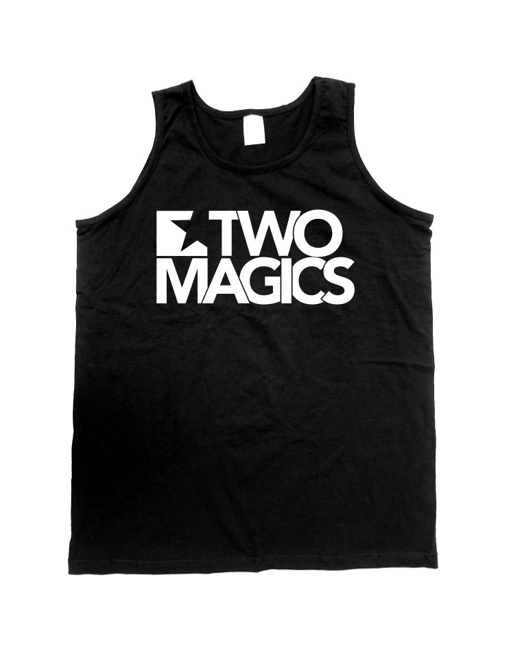 Two Magics Tank Top