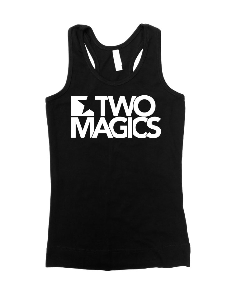 Two Magics Girly Tank-Top