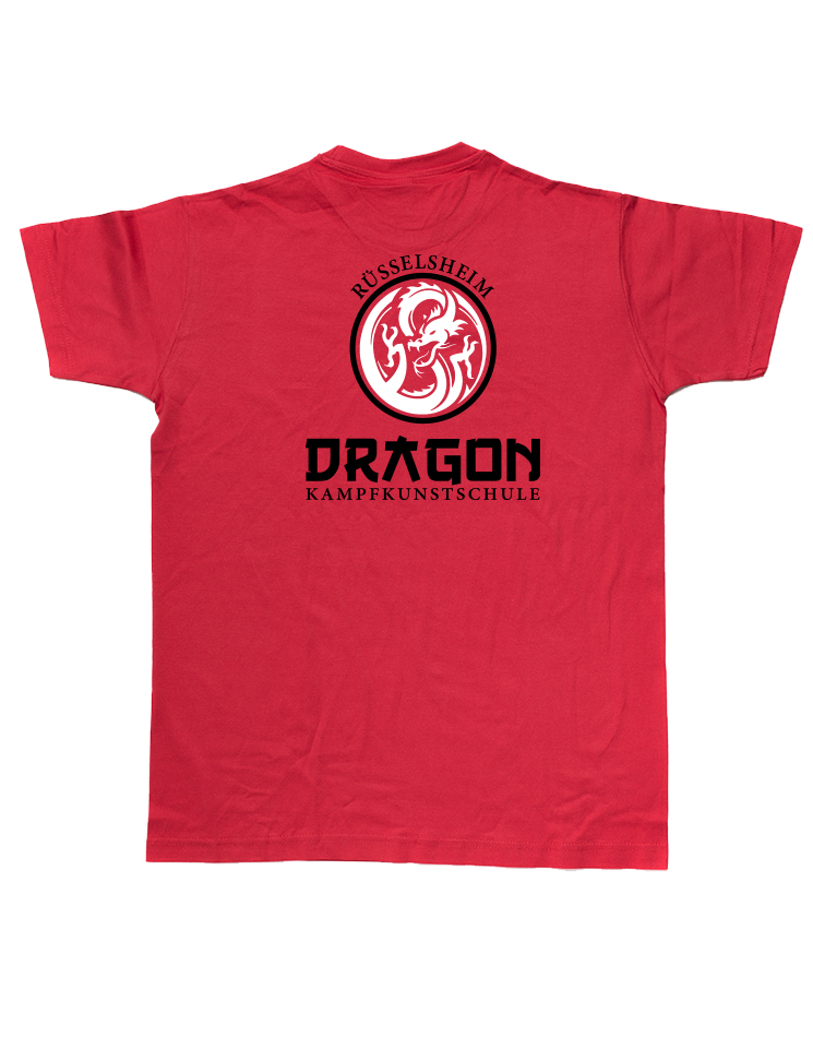 Dragon T-Shirt Rüsselsheim