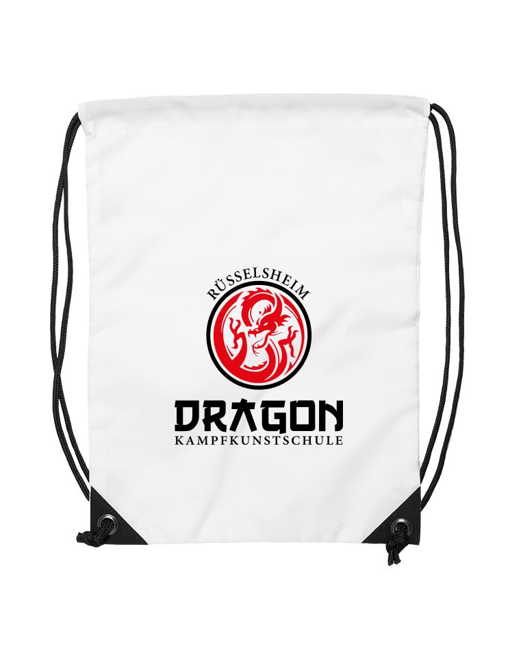 Dragon Premium Gymsac Rüsselsheim weiß - Rüsselsheim