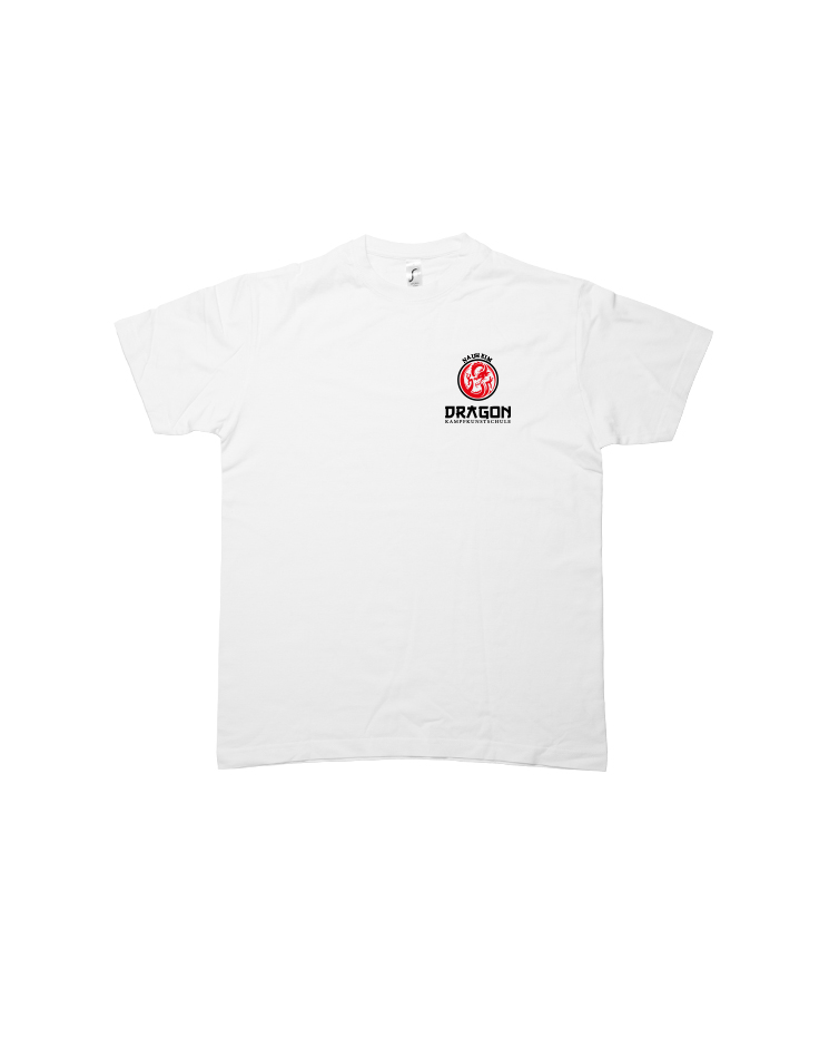 Dragon Kids T-Shirt Nauheim weiß - Nauheim