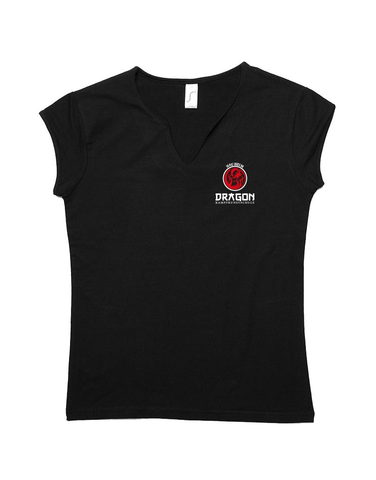 Dragon Girls Cap Slevee Shirt Nauheim