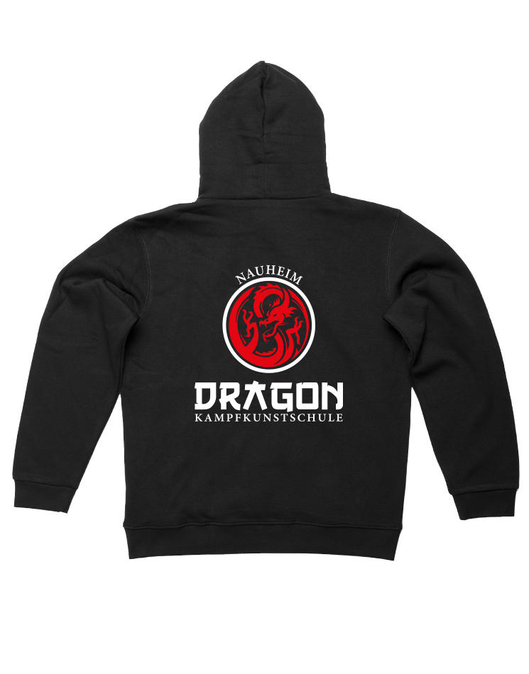Dragon Hooded Sweat Pullover Nauheim