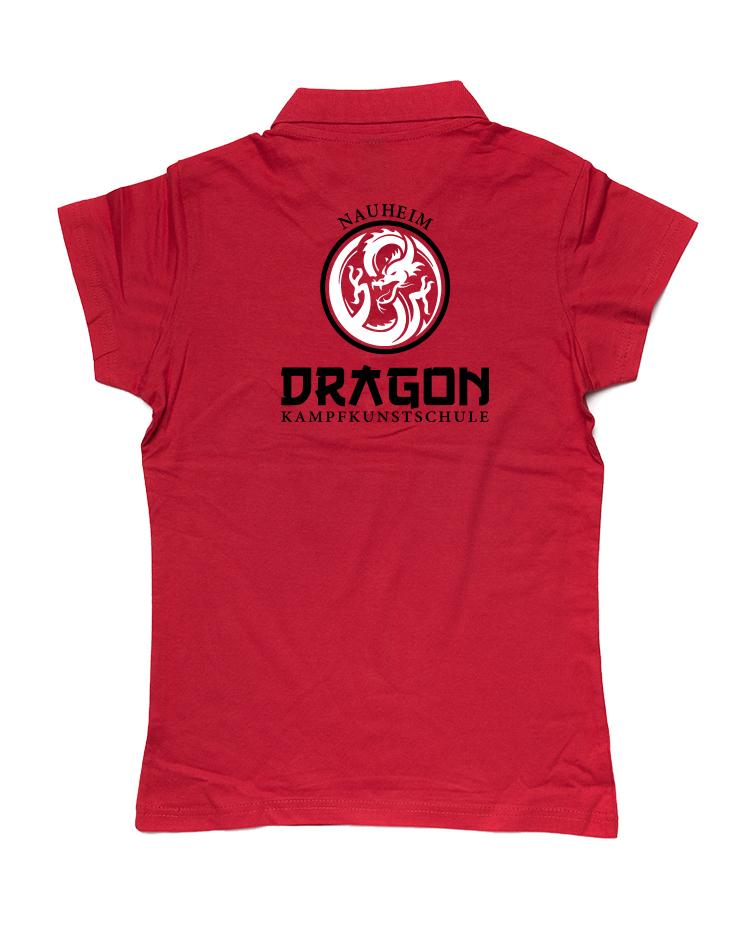 Dragon Woman Polo Nauheim