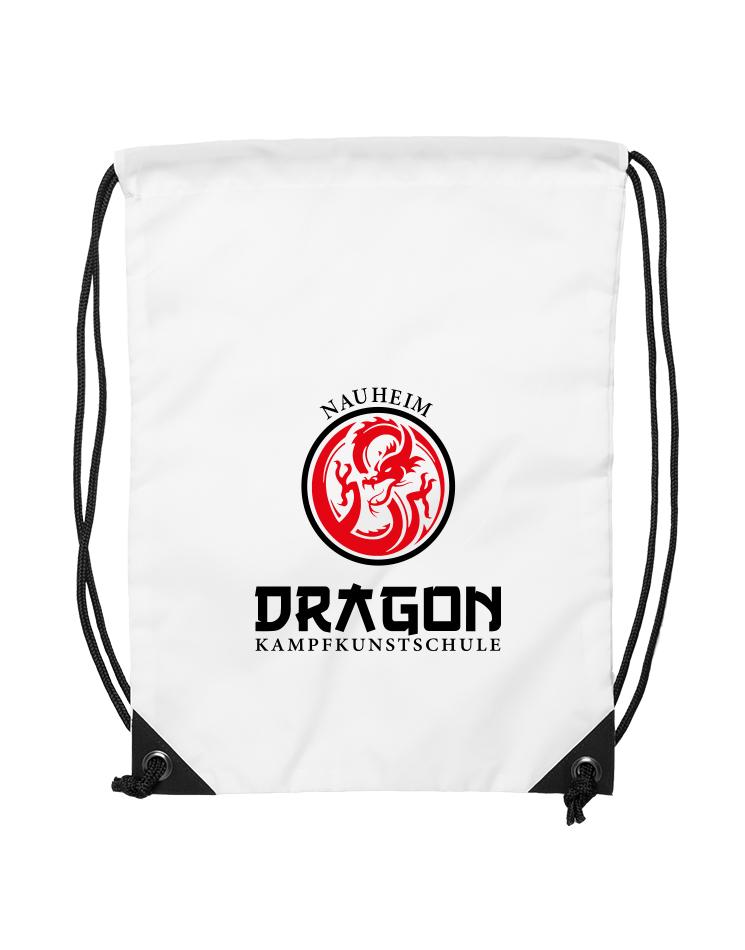 Dragon Premium Gymsac Nauheim weiß - Nauheim