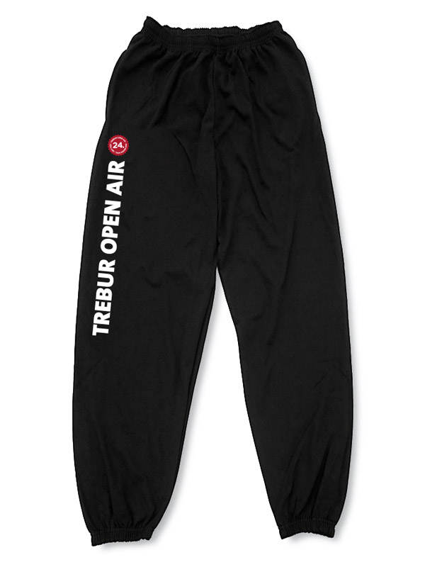 TOA 2016 Jogginghose mehrfarbig auf schwarz