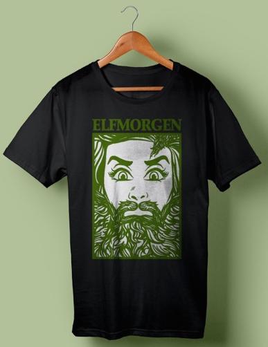 Elfmorgen Shirt Herrenbart