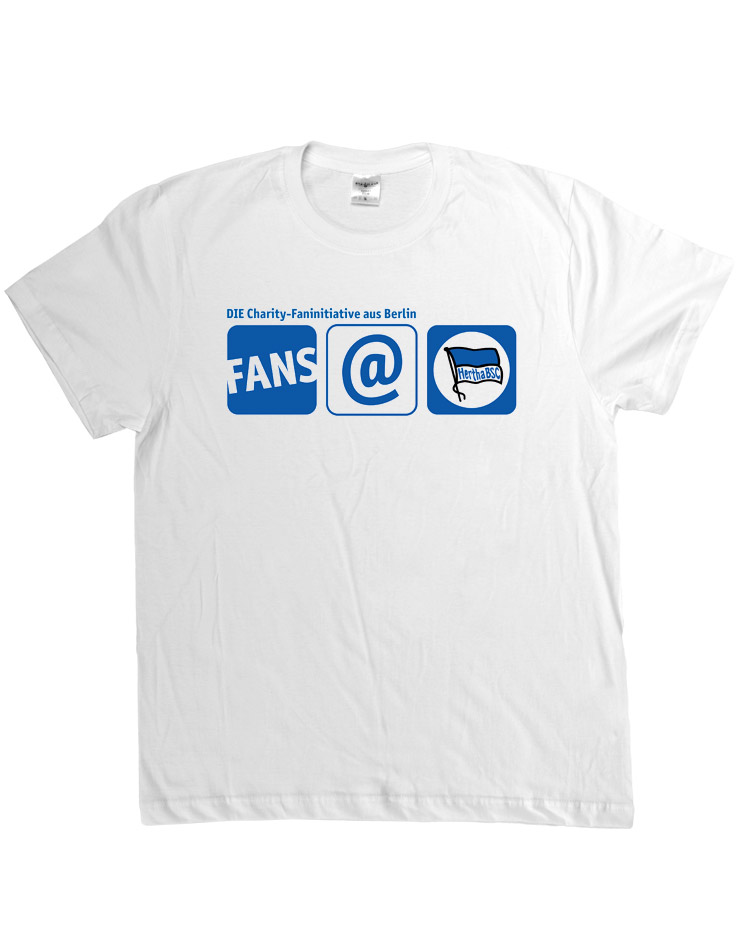Fans@Hertha Kinder T-Shirt