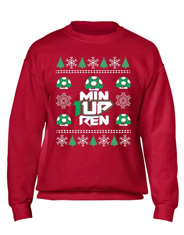 X-Mas Sweater 1upren