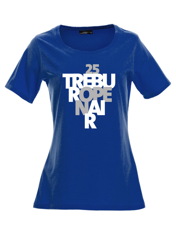 TOA2017 Festivalshirt - Girly mehrfarbig auf dunkelblau