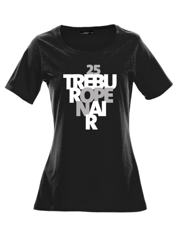 TOA2017 Festivalshirt - Girly mehrfarbig auf schwarz