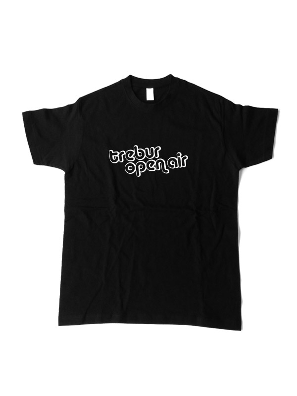 TOA2017 Kinder T-Shirt weiß auf schwarz