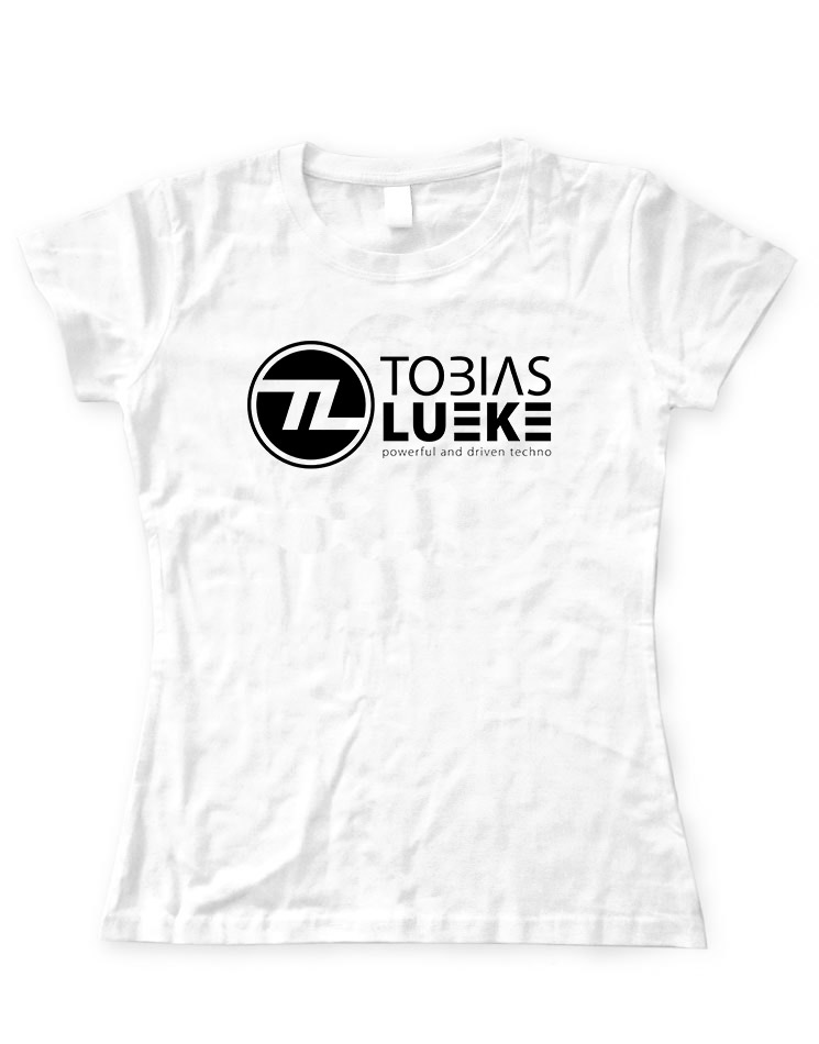 Tobias Lueke Girly Shirt weiss