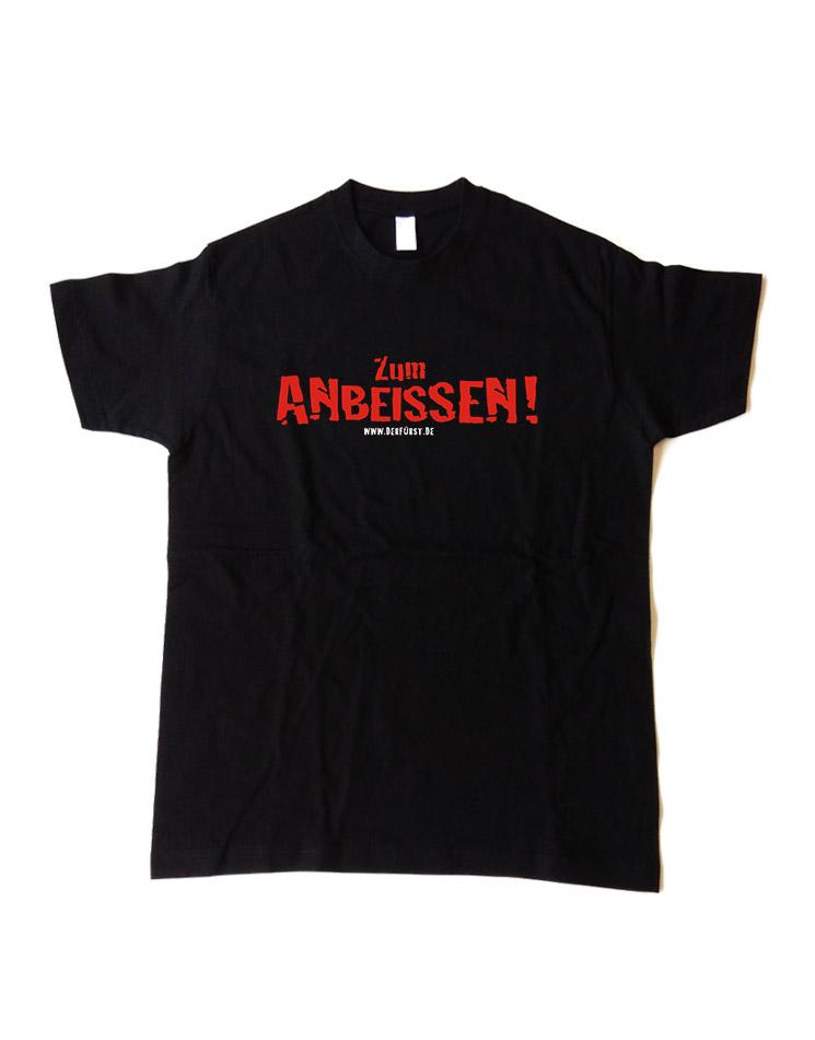 Zum Anbeissen Kinder T-Shirt