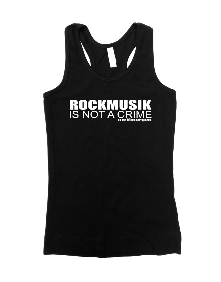 Rockmusik Girly Tank Top