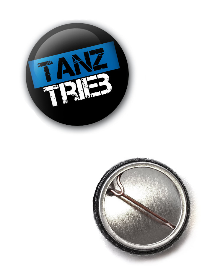 TanzTrieb Ansteckbutton
