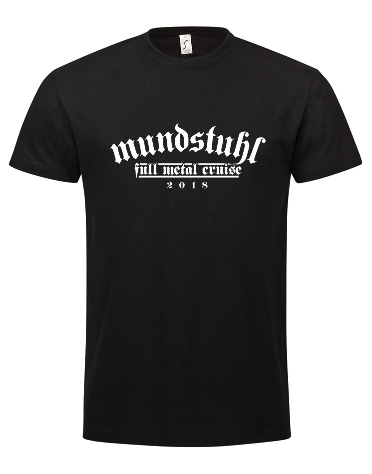 Full Metal Cruise T-Shirt schwarz