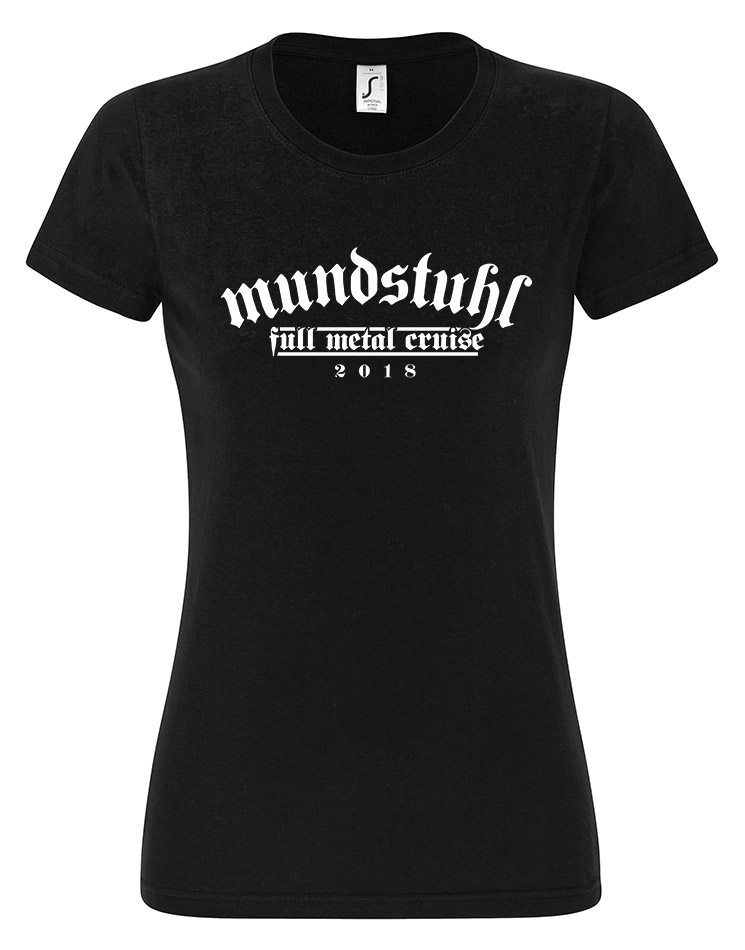 Full Metal Cruise Girly T-Shirt schwarz