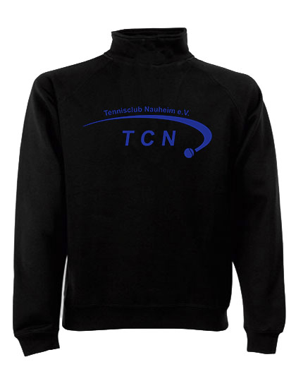TC Nauheim Zip Neck Raglan Sweat