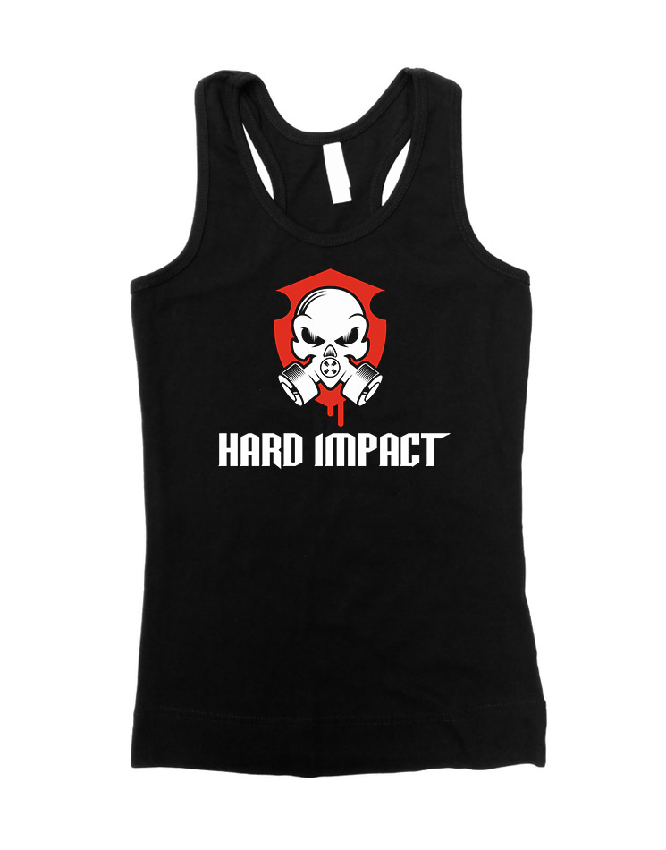 Hard Impact Girly Tank Top