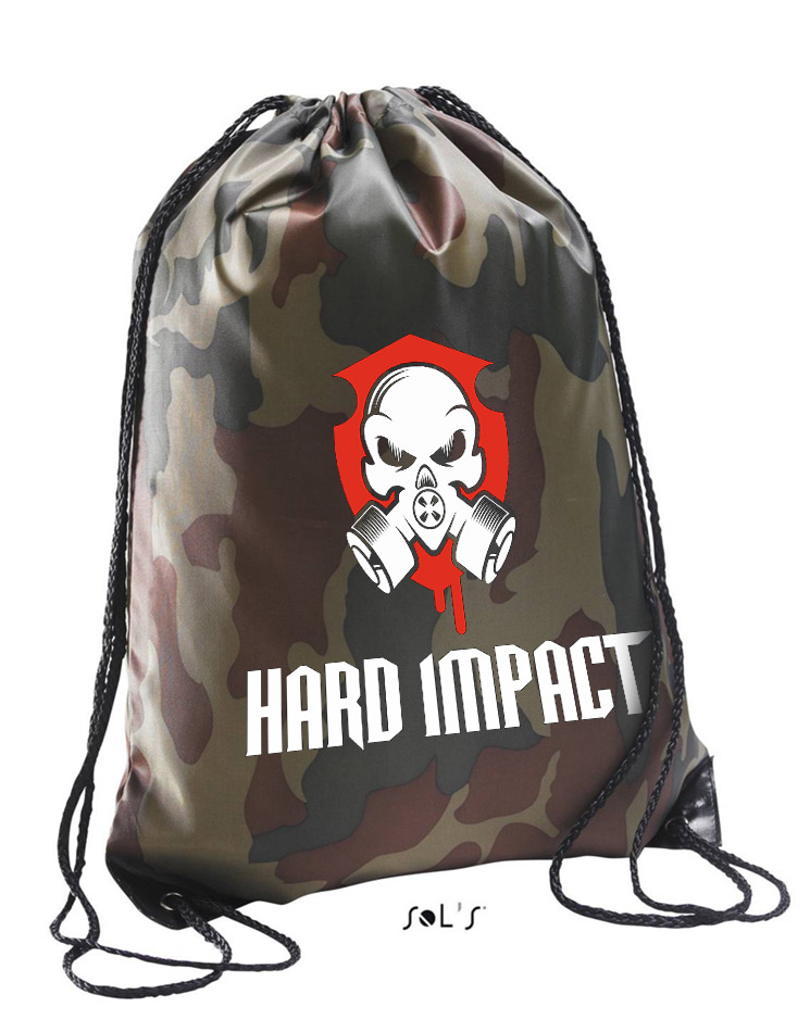 Hard Impact Premium Gymsack