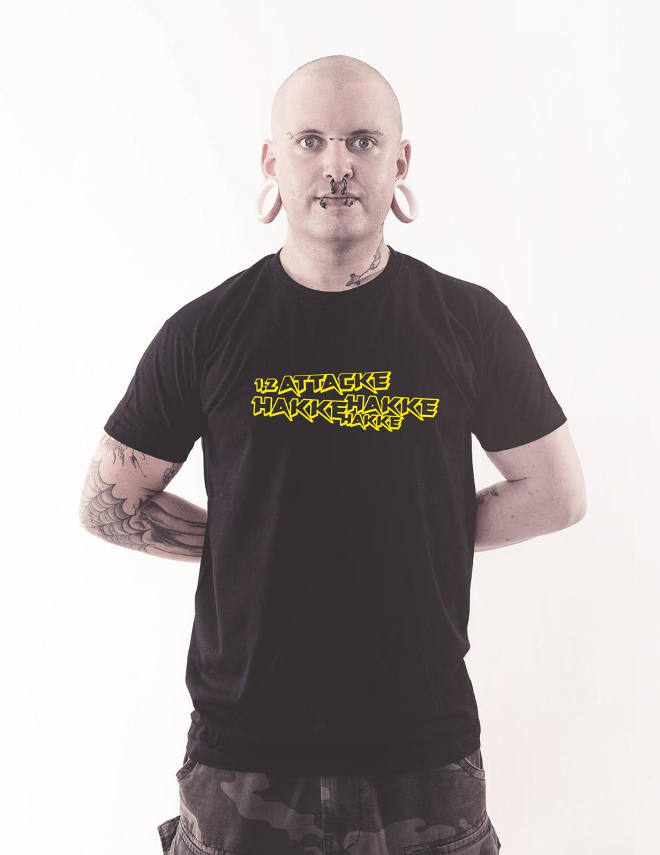 Hakke Hakke Hakke Tank-Top