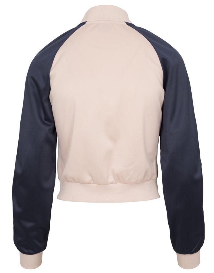 UMS Ladies Short Raglan Track Jacket