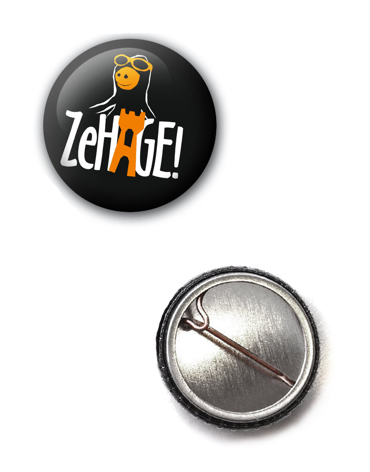 zeHage Button