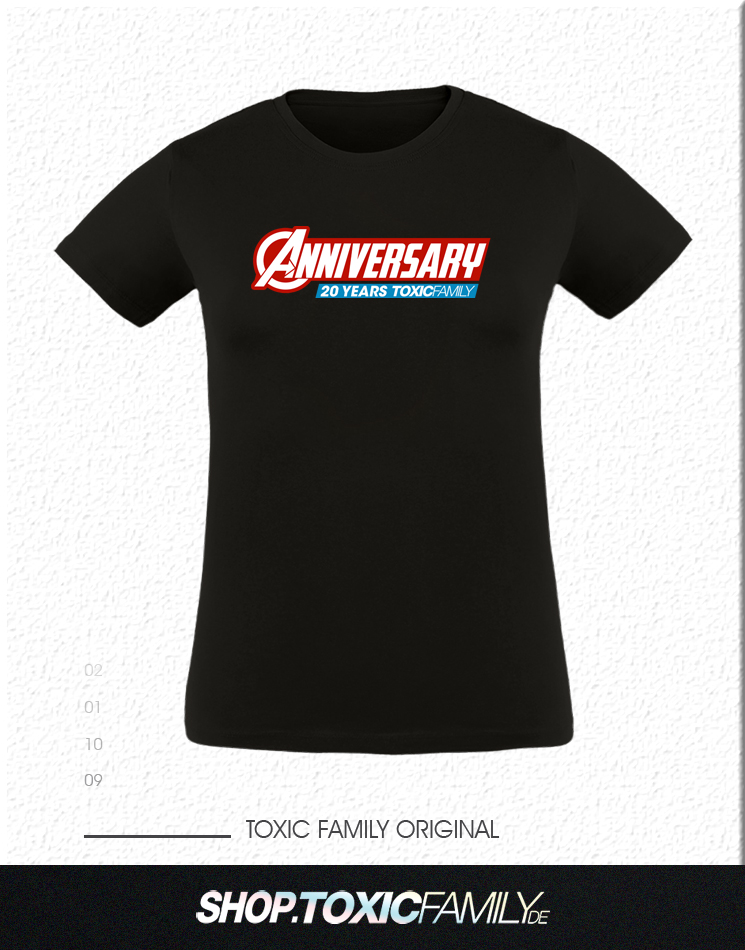 20 Jahre Toxic Family Anniversary - Limitiert