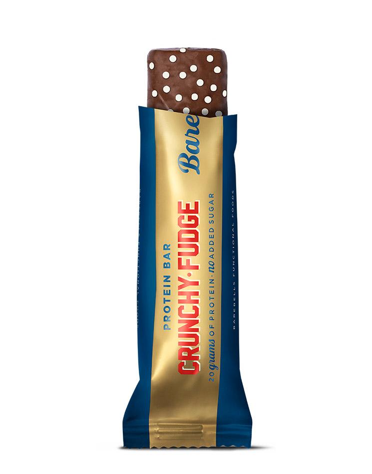 Barebells Protein Bar Crunchy Fudge NEU