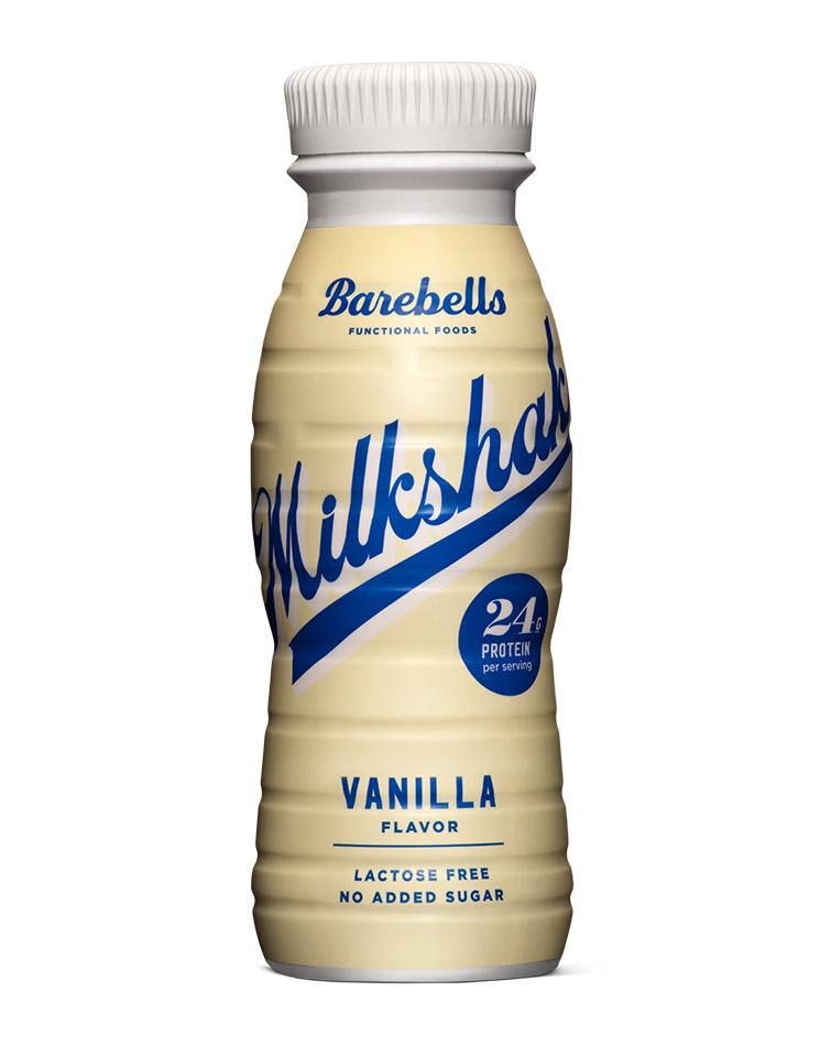 Barebells Milkshake Vanilla