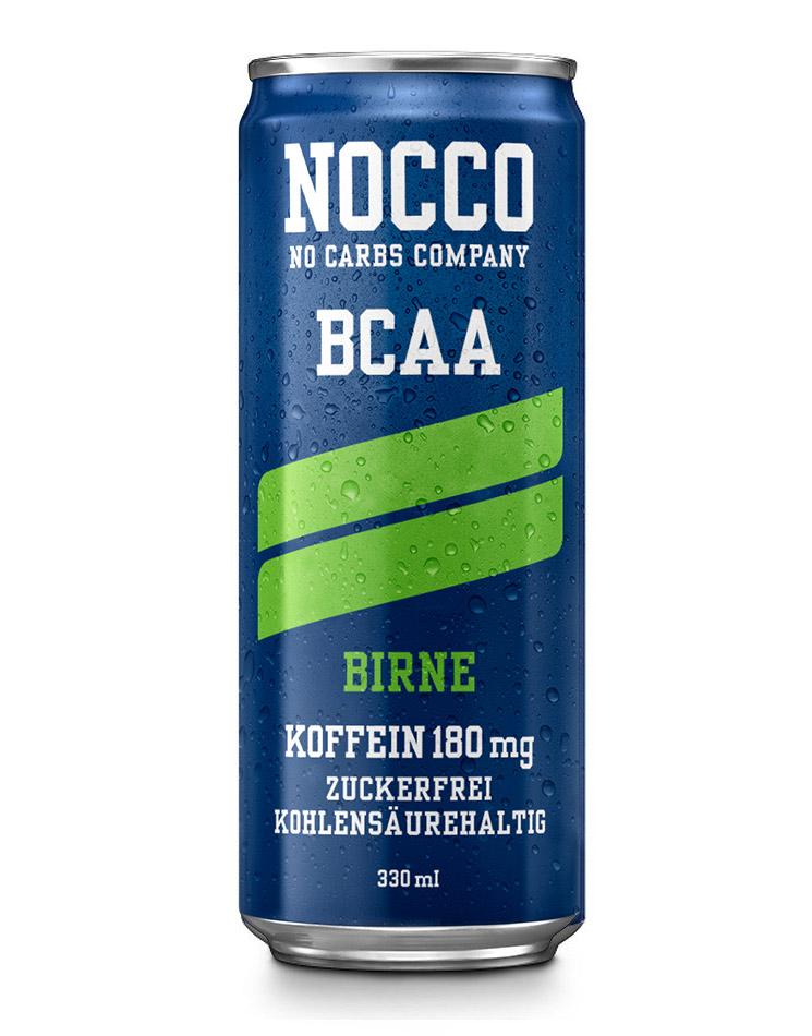 NOCCO BCAA Birne