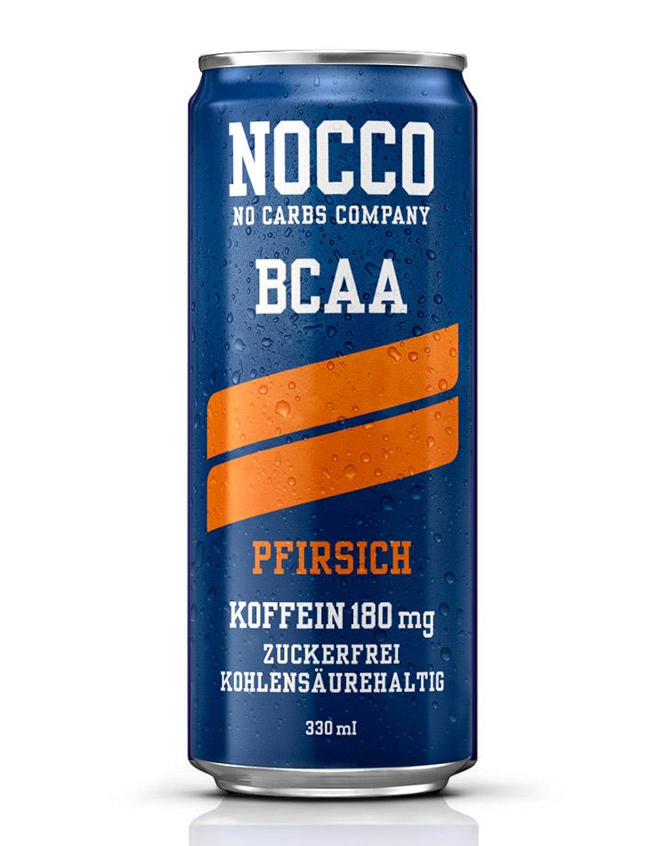 NOCCO BCAA Pfirsich
