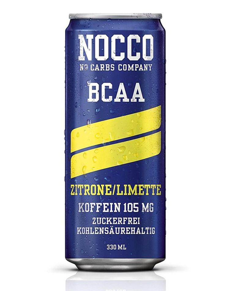 NOCCO BCAA Zitrone Limette