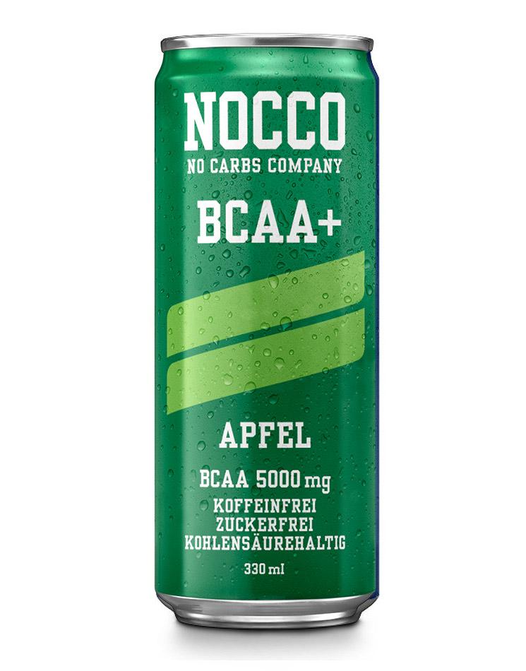 NOCCO BCAA+ Apfel