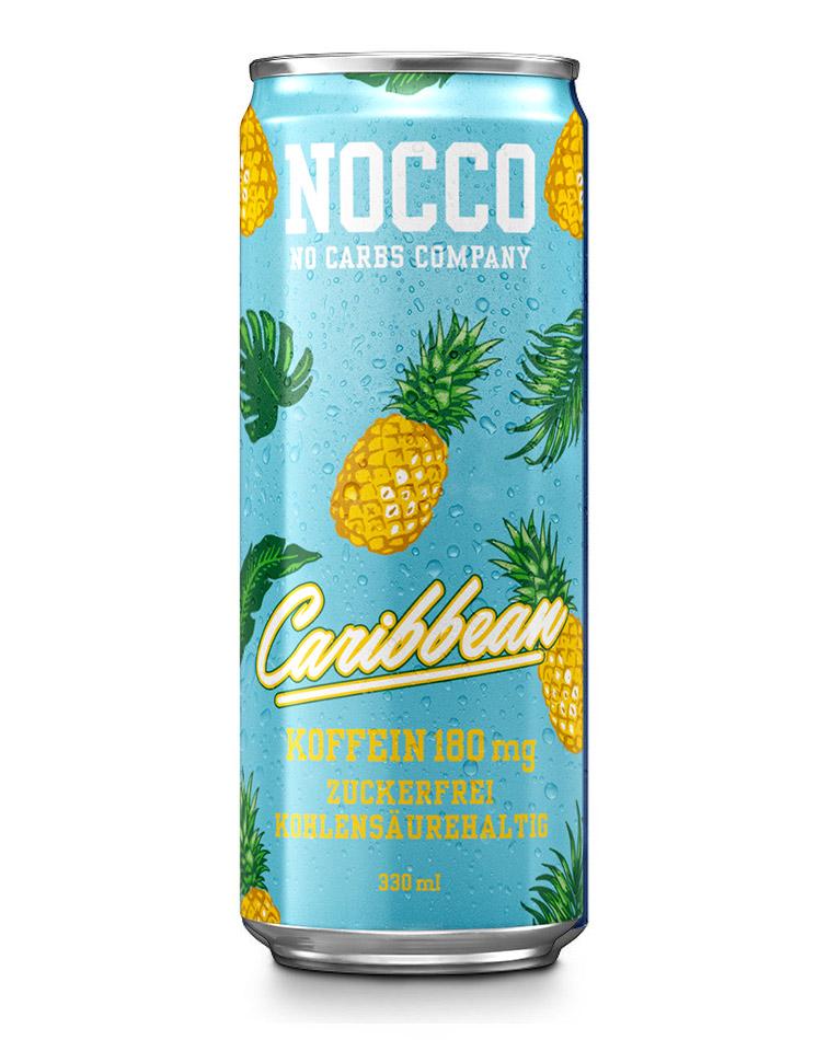 NOCCO BCAA Caribbean