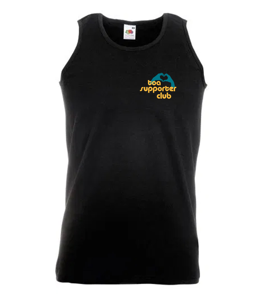 Toa Supporter Club Unisex Tank Top